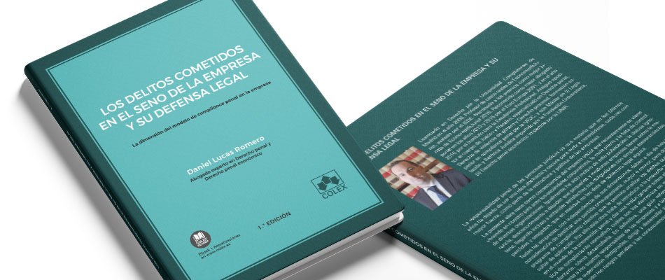 Libro los delitos de la pyme y su defensa legal