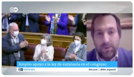 aprobación de la ley de eutanasia en el congreso